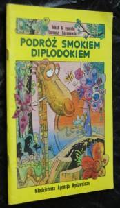 náhled knihy - Podróz smokiem diplodokiem