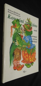 náhled knihy - Koupání zakázáno, aneb, Hastrmani nejsou tatrmani
