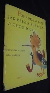náhled knihy - Pohádka o tom, jak přišla kukačka o chocholku
