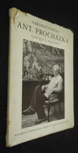 náhled knihy - Národní umělec Antonín Procházka