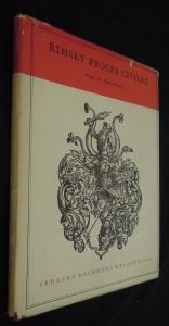 náhled knihy - Římský proces civilní