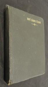 náhled knihy - Kralická Nový Zákon Pána a Spasitele našeho Ježíše Krista : text kralický z roku 1613 podlé původního textu opravený Nový Zákon s žalm
