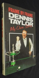 náhled knihy - Frame By Frame : Dennis Taylor - My Own Story