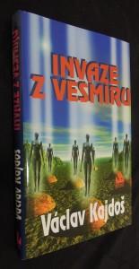 náhled knihy - Invaze z vesmíru