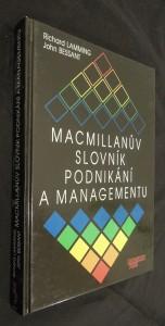 náhled knihy - Macmillanův slovník podnikání a managementu