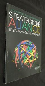 náhled knihy - Strategické aliance se zahraničními partnery