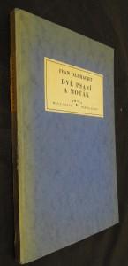 náhled knihy - Dvě psaní a moták