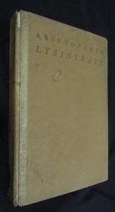 náhled knihy - Lysistrate : komedie