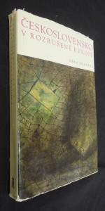 náhled knihy - Československo v rozrušené Evropě