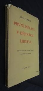 náhled knihy - První inflace v dějinách lidstva