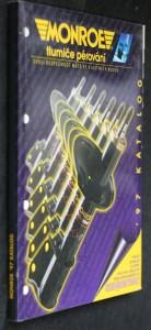 náhled knihy - Monroe: tlumiče pérování,  '97 katalog