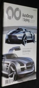 náhled knihy - AutoDesign & Styling, ročník 4., číslo 23