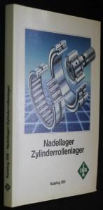 náhled knihy - Nadellager Zylinderrollenlager: katalog 306