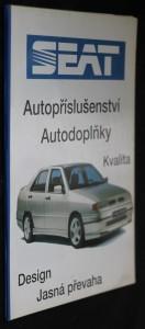 náhled knihy - Seat: Autopříslušenství, autodoplňky, Kvalita, Design, Jasná převaha
