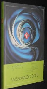 náhled knihy - Masskatalog D 303