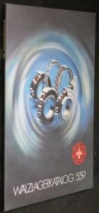 náhled knihy - Wälzlager katalog 559