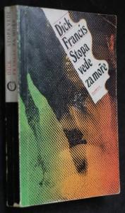 náhled knihy - Stopa vede za moře : kriminální příběhy