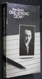 náhled knihy - Osud jednoho Čecha
