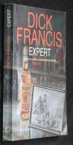 náhled knihy - Expert : detektivní příběh z dostihového prostředí