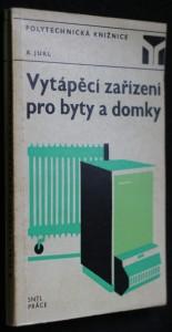 náhled knihy - Vytápěcí zařízení pro byty a domky