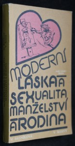 náhled knihy - Moderní láska a sexualita, manželství a rodina