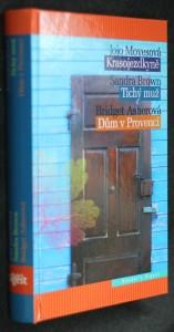 náhled knihy - Krasojezdkyně; Tichý muž; Dům v Provenci