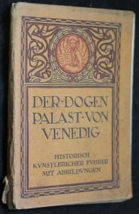 náhled knihy - Der Dogenpalast von Venedig