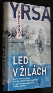 náhled knihy - Led v žilách