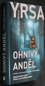 náhled knihy - Ohnivý anděl
