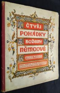 náhled knihy - Čtyři pohádky Boženy Němcové