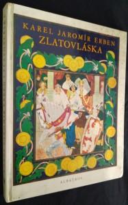 náhled knihy - Zlatovláska a jiné české pohádky