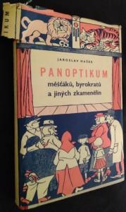 náhled knihy - Panoptikum měšťáků, byrokratů a jiných zkamenělin : Povídky