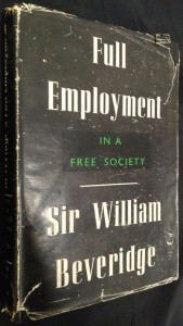 náhled knihy - Full employment in a free society : a report