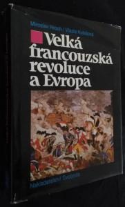 náhled knihy - Velká francouzská revoluce a Evropa : 1789-1800