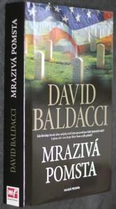náhled knihy - Mrazivá pomsta