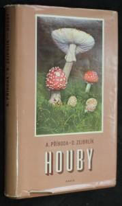 náhled knihy - Houby