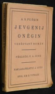 náhled knihy - Evžén Oněgin : veršovaný román