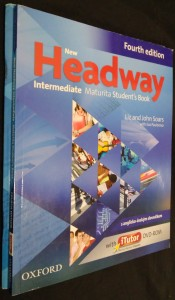náhled knihy - New Headway Intermediate Maturita Student´s Book a  Workbook with key