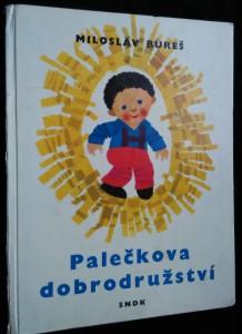 náhled knihy - Palečkova dobrodružství