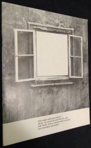 náhled knihy - Motiv okna v díle deseti současných českých výtvarných umělců