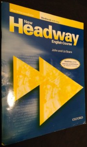 náhled knihy - New Headway English Course, Pre-Intermediate, Workbook