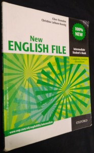 náhled knihy - New English file Intermediate, Student´s Book