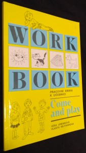 náhled knihy - Workbook : pracovní kniha k učebnici Come and play