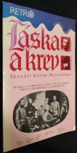 náhled knihy - Láska a krev : skandál kolem Mayerlingu