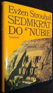 náhled knihy - Sedmkrát do Núbie