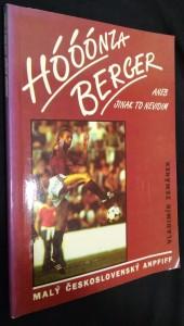 náhled knihy - Hóóónza Berger aneb jinak to nevidim : malý čs. Anpfiff