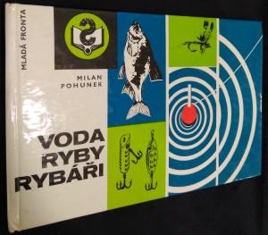 náhled knihy - Voda, ryby, rybáři