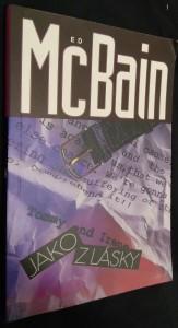 náhled knihy - Jako z lásky : příběh z 87. policejního revíru