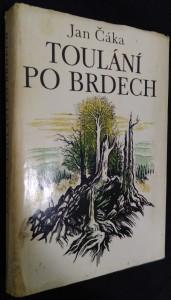 náhled knihy - Toulání po Brdech