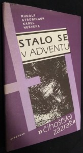 náhled knihy - Stalo se v adventu